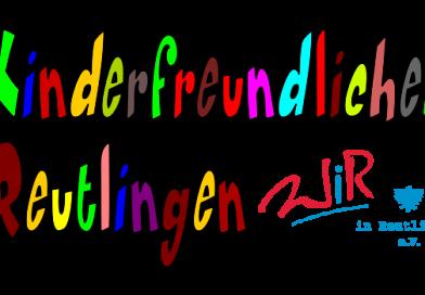 Logo Kinderfreundliches Reutlingen