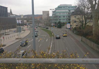 Steg am Oskar Kalbfell Platz
